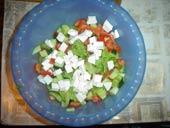 Греческий салат (ФОТО 5)