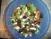 Греческий салат (ФОТО 6)